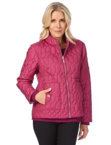 W.Lane Reversible Padded Jacket