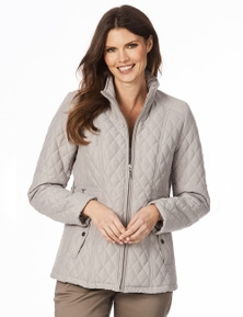 W.Lane Quilted Puffer Jacket