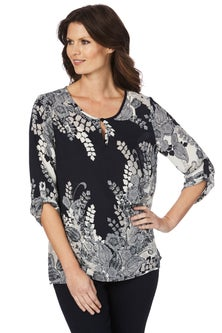 W.Lane Height Of Style Blouse