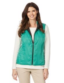 W.Lane Spot Reversible Vest