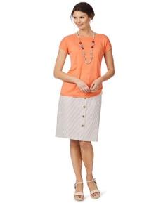 W.lane Tie Side Knit
