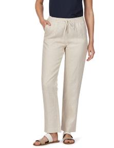 W.Lane Linen Pant Full Length
