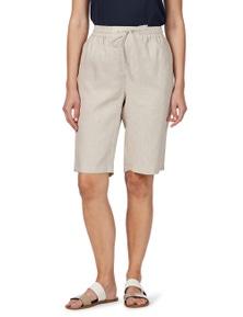 W.Lane Linen Short