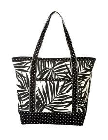 W.Lane Palm Print bag