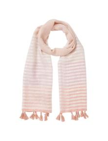 W.Lane Graduate stripe scarf