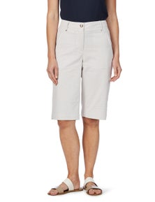 W.Lane Micro Stripe Short