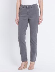 W.Lane Shaper Full Length Jean