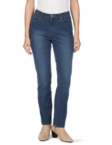 W.Lane Classic Stright Leg Full Length Jean