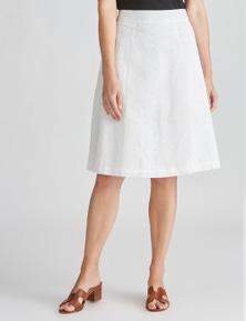 W.Lane Broidery  Skirt