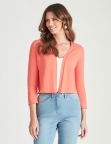 W.Lane Drape Cardigan