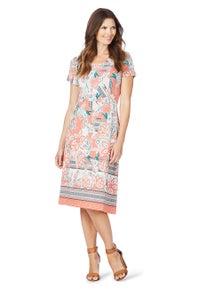 W.Lane Floral Pocket Detail Dress