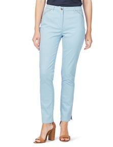 W.Lane Lace Zip Detail Ankle Pant