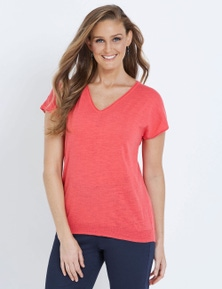 W.Lane V-Neck Knit