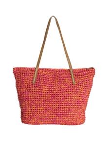 W.Lane Summer Rafia Bag
