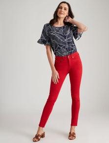 W.Lane Stitch Detail FL Jean