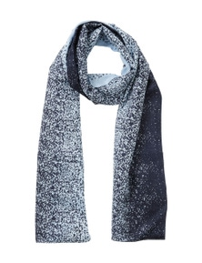W.Lane Scattered Print Scarf