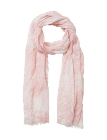 W.Lane Abstract Floral Print Scarf