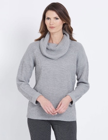 W.Lane Roll Neck Pullover