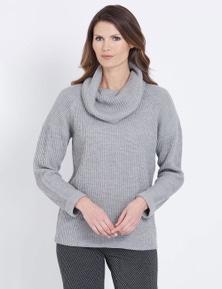 W.Lane Roll Neck Pullover