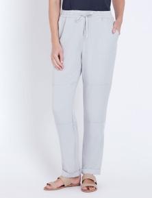 W.Lane Relaxed Panelled Full Length Pant