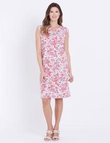 W.Lane Floral Print Dress