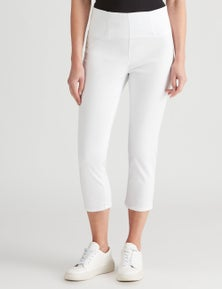 W.Lane Comfort Crop Jean