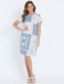 W.Lane Floral Dress