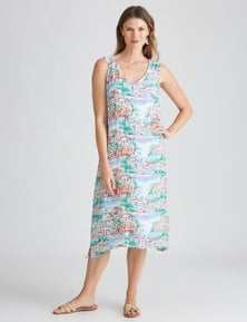 W.Lane Scenic Dress