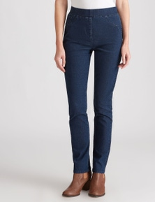 W.Lane Signature Full Length Jean