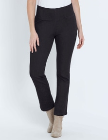 W.Lane Comfort Slim Leg Full Length Jean
