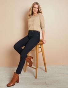 W.Lane Shaper Shaper Full Length Jean