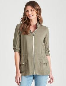 W.Lane Pocket Detail Jacket