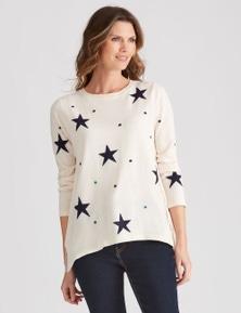W.Lane Star Pullover