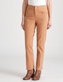 W.Lane Zip Detail Pant