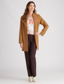 W.Lane Lapel Coat