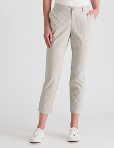 W.Lane Relaxed Ankle Chino