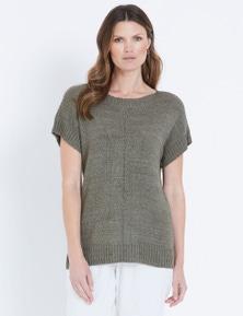 W.Lane Tape Yarn Pullover