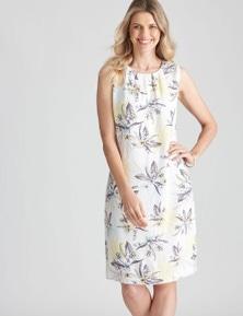 W.Lane Shift Dress