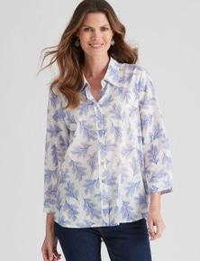 W.Lane Multi Stripe Shirt