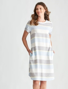 W.Lane Multi Stripe Dress