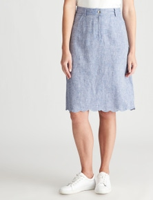 W.Lane Scollop Skirt