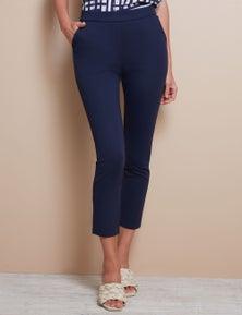 W.Lane Short Leg Ponte Pant