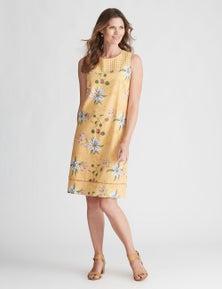 W.Lane Border Trim Detail Dress