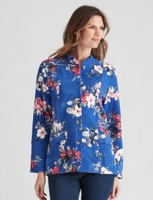 W.Lane Floral Print Jacket