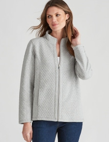 W.Lane Star Quilted Jacket