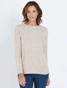 W.Lane Spotted Heart Pullover
