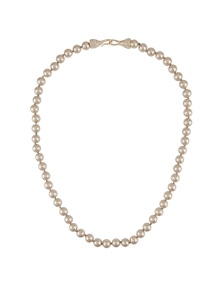 AUDREY FEATURE CLASP PEARL ROPE