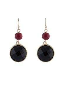 W.Lane Animal Drop Earrings