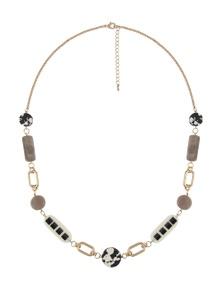W.Lane Safari Rope Necklace