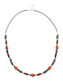 Ceramic Mix Necklace